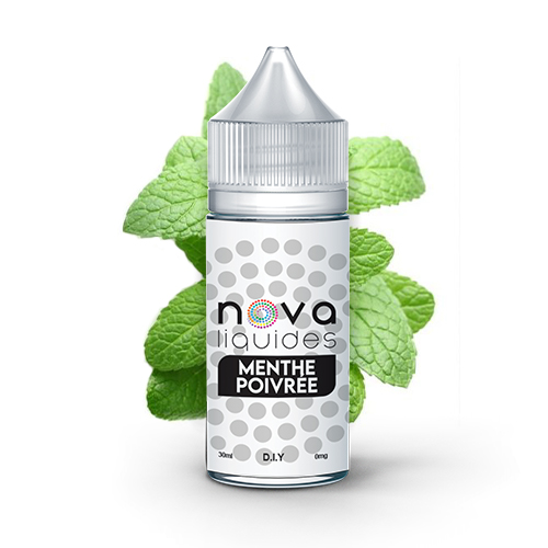 D.I.Y. Nova Liquides - Peppermint 30ml