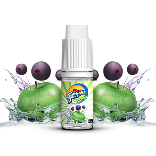 D.I.Y. Sunlight Juice Appleberry 10ml