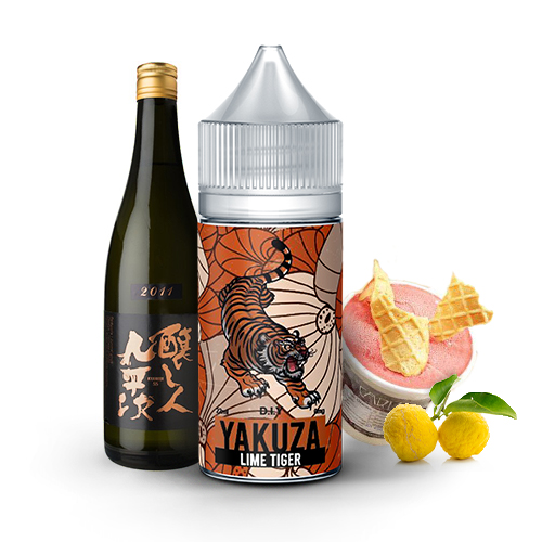 D.I.Y. Yakuza - Lime Tiger 30ml