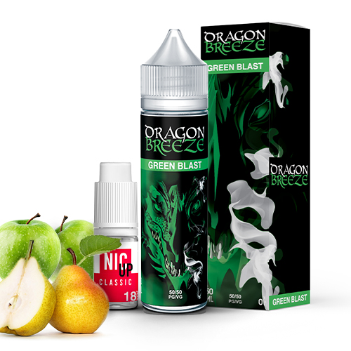 Dragon Breeze - Green Blast
