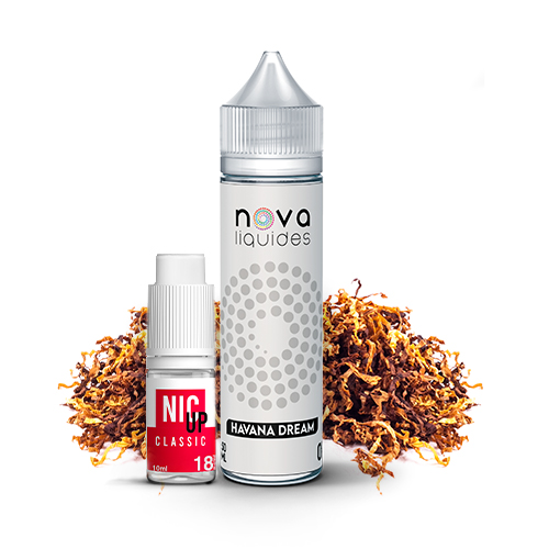 E-liquide Nova Liquides Havana Dream 60ml