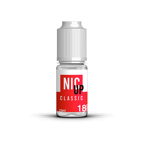 classico 10ml - Nic UP | vapeur france