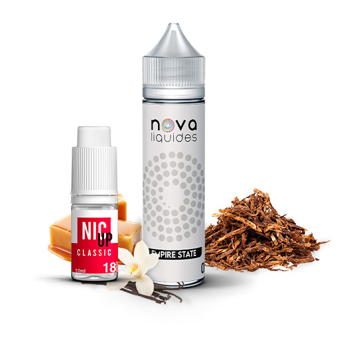 Nova Liquides Empire State 60ml E-liquid