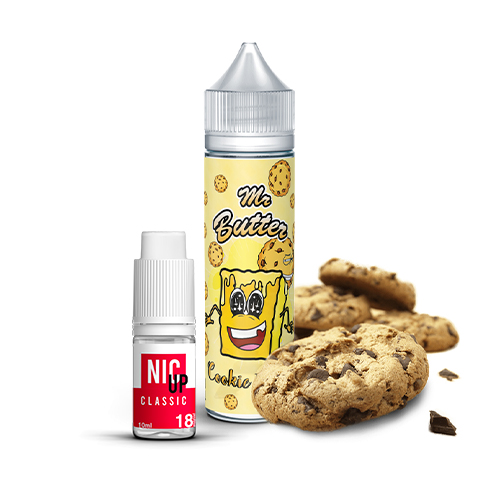 Liquidi Mr Butter Cookie Butter 60ml