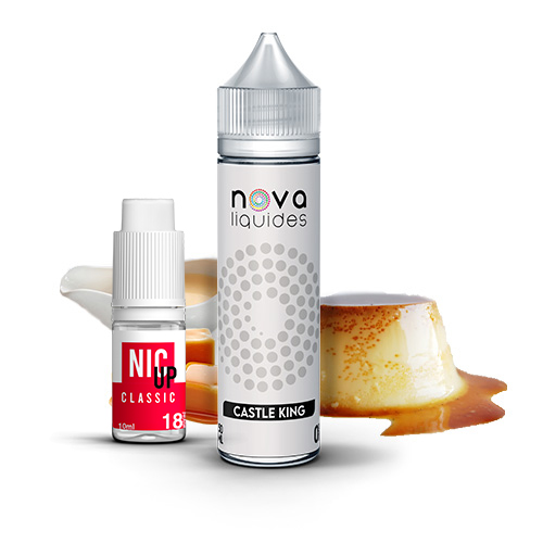 E-liquide Nova Liquides Castle King 60ml
