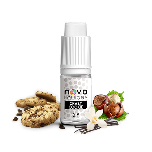 D.I.Y. Crazy Cookie 10ml - Nova Liquides