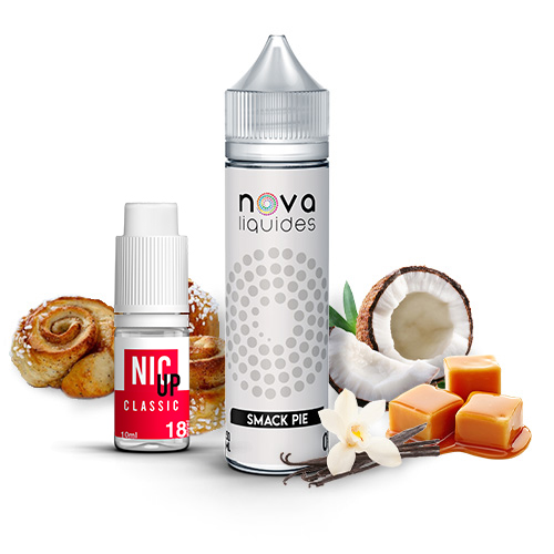 Nova Liquides Smack Pie 60ml E-liquid