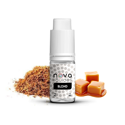 Nova Liquides Blond 10ml E-liquid | vapeur france
