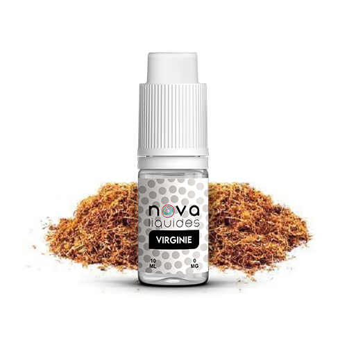 Nova Liquides Virginia 10ml E-liquid | vapeur france