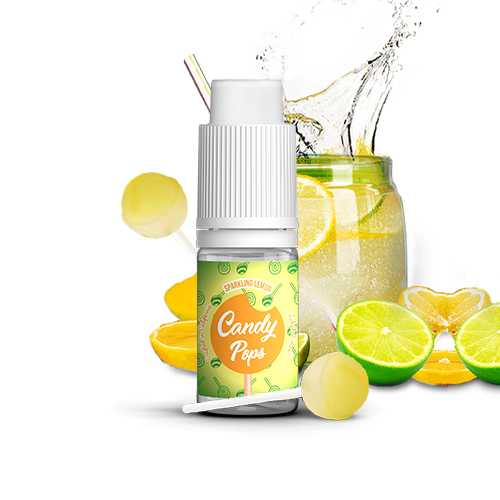 E-liquide Candy Pops Sparking Lemon 10ml | vapeur france